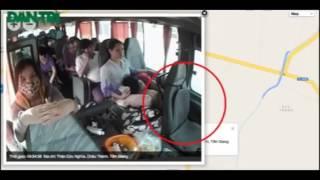 Camera quan sát hành trình-những hình ảnh cuối cùng của tai nạn thảm khốc cao tốc Trung Lương