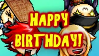 SMMV- Funny Happy Birthday Song by Adam Sandler
