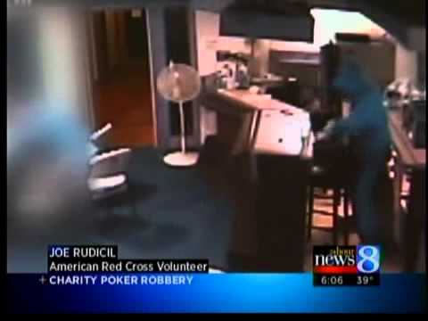 Pair Rob Charity Poker Game