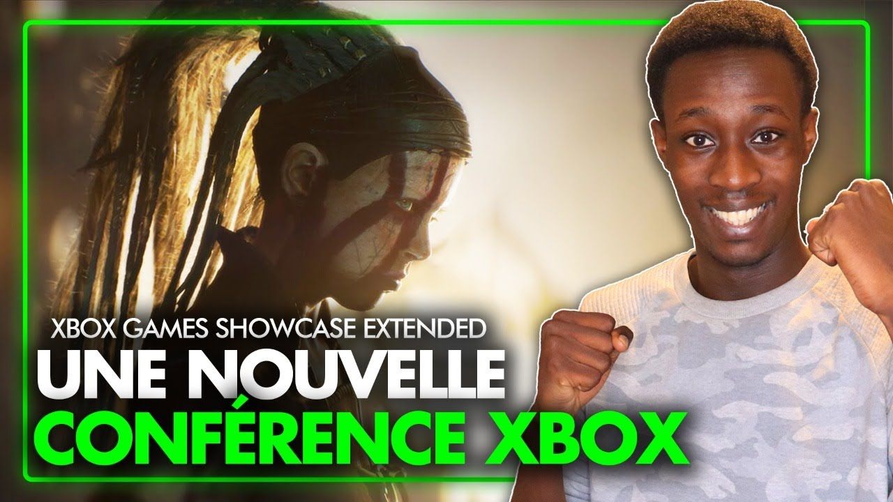 Xbox : Vivez la NOUVELLE CONFÉRENCE XBOX en direct ! ? Xbox Games Showcase Extended