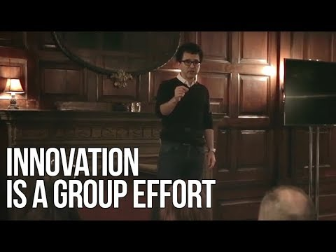 Innovation Keynote Speaker Safi Bahcall: Innovation Isn't a Solo Act: It's a Group Effort