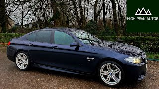 Should You Buy a BMW 5 Series? Test Drive & Review (F10 BMW 520d)