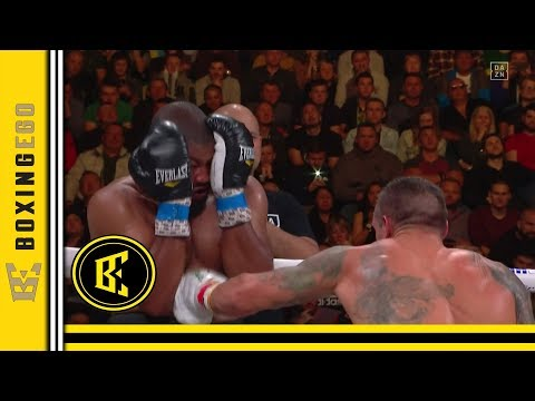LIVE STREAM: USYK FORCES CHAZZ WITHERSPOON TO QUIT IN HEAVYWEIGHT DEBUT - INSTANT THOUGHTS