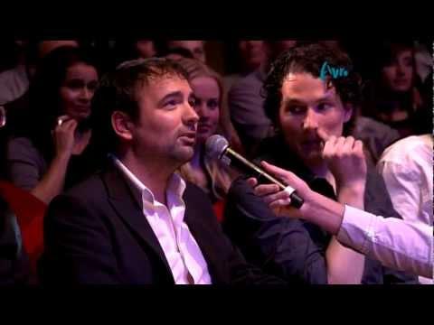 Gouden RadioRing 2012: De Uitzending