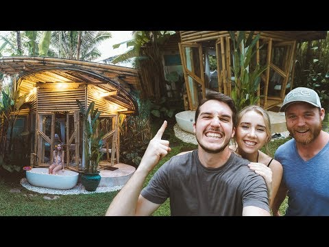 THE COOLEST AIRBNB IN BALI!