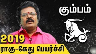 Kumbam Rasi Guru Peyarchi Palangal 2019   Tamil Astrology Predictions   Abirami Sekar
