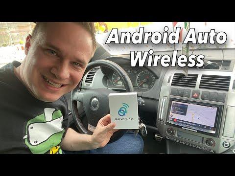So rüstet ihr Android Auto SCHNURLOS nach - AAWireless Review + Tutorial