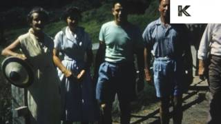 1950s Cairns Australia, Colour 16mm Home Movies