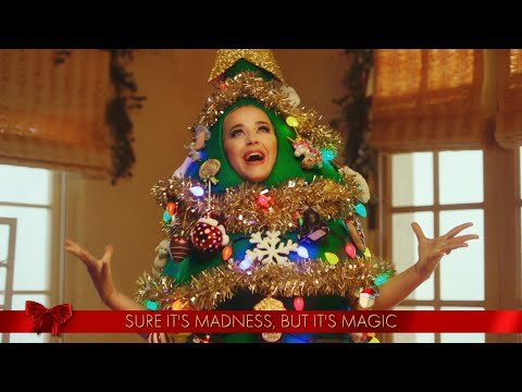 Katy Perry Performs 'I'll Be Home For Christmas' and 'Cozy Little Christmas' - The Disney Holiday Si