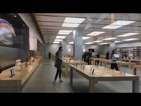 IPhone XS Max Launch At Apple Store Booragoon, Garden City Perth WA