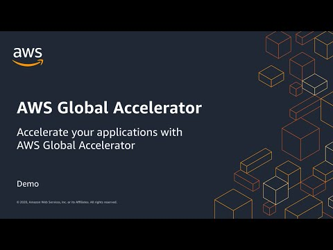 AWS Global Accelerator - Improve Global Application Availability and Performance for Your Traffic