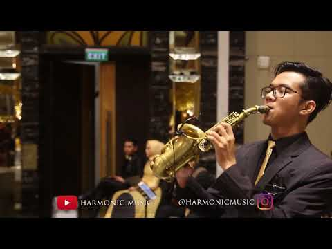 Forever In Love - Kenny G ( Instrumental Cover ) - Harmonic Music Bandung