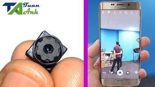 Cách dùng điện thoại phát hiện camera quay lén trong khách sạn