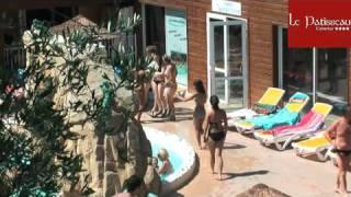 L'espace aquatique du Camping Le Patisseau à Pornic