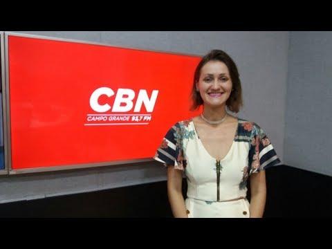 Entrevista CBN Campo Grande: Noêmia Frazão, empresária
