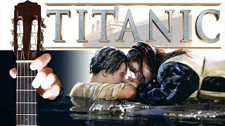 Титаник на Гитаре (Подробный Разбор)