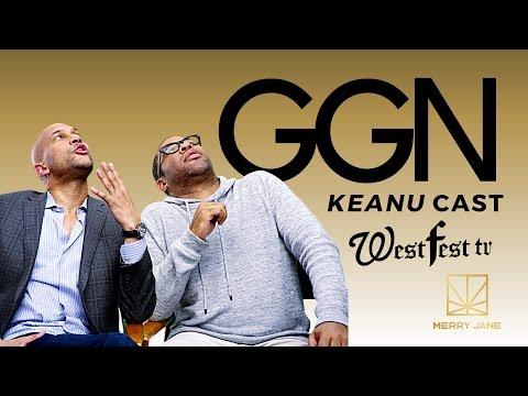 GGN Key & Peele, Nia Long & Keanu. Kitten Please!