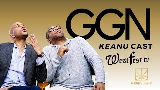GGN Key & Peele, Nia Long & Keanu. Kitten Please!