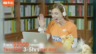 Are you a teacher? Make $2k/mo online teaching just 3-5 hours/day