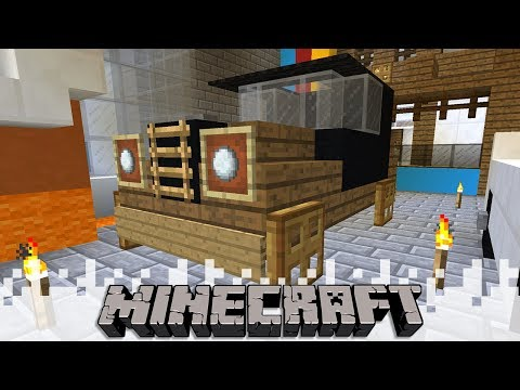 3 New Vehicles! - MINECRAFT - EP12
