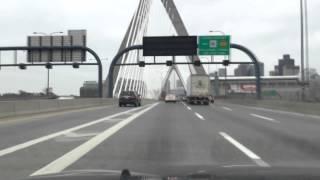 ma 16 i 93 south exits 31 to 24b callahan tunnel logan airport
