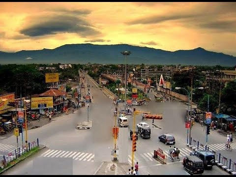 Siliguri: The Gateway of North-East.
