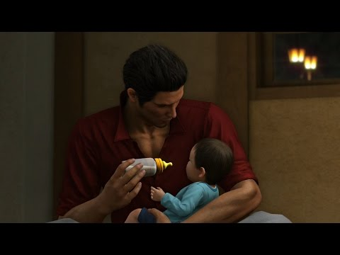 Ryu Ga Gotoku 6 - Karaoke - Hands [Cinematic]