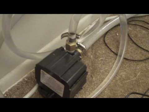Arduino controlled solenoid - YouTube