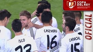 Resumen de Real Madrid (2-0) Olímpic de Xàtiva - HD