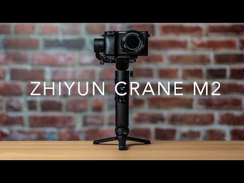 Sony A6400 On A TINY Gimbal // Zhiyun Crane M2