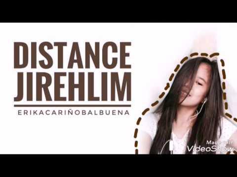 Distance - Jireh Lim Cover | Erika Cariño Balbuena