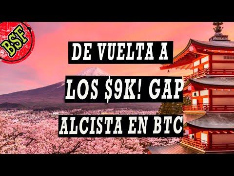 Bitcoin: Subimos Aún! Altcoins Se Recuperan Y Toman La Batuta Del Mercado...