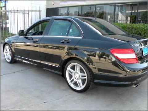2009 mercedes benz c class anaheim hills ca youtube for Mercedes benz of anaheim hills