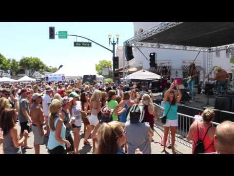 San Clemente Street Fair 2k16 fiesta
