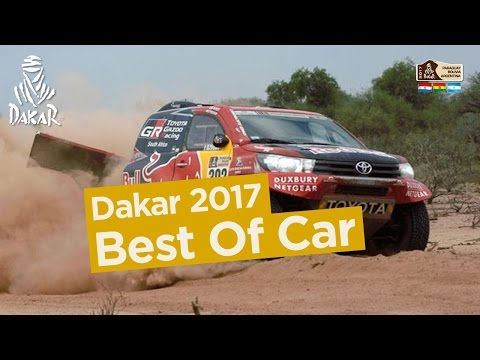 Best Of Car - Dakar 2017