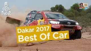 Best of car - dakar 2017