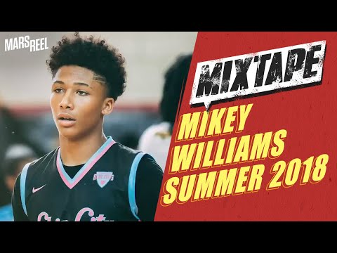 Mikey Williams Is The #1 Player In The 2023 Class! Official Summer Mixtape!