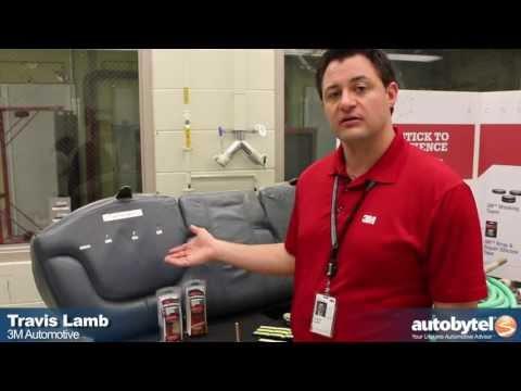 Leather Car Seat Repair How To Video 3m Auto Vinyl