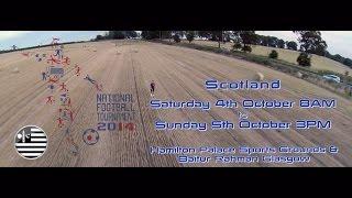 MKA UK - National Football Tournament 2014 - Promo