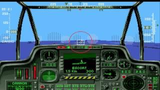 Amiga Gunship 2000 Part 3