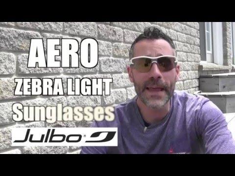 4db3b220d4 Julbo Aero Sunglasses - YouTube