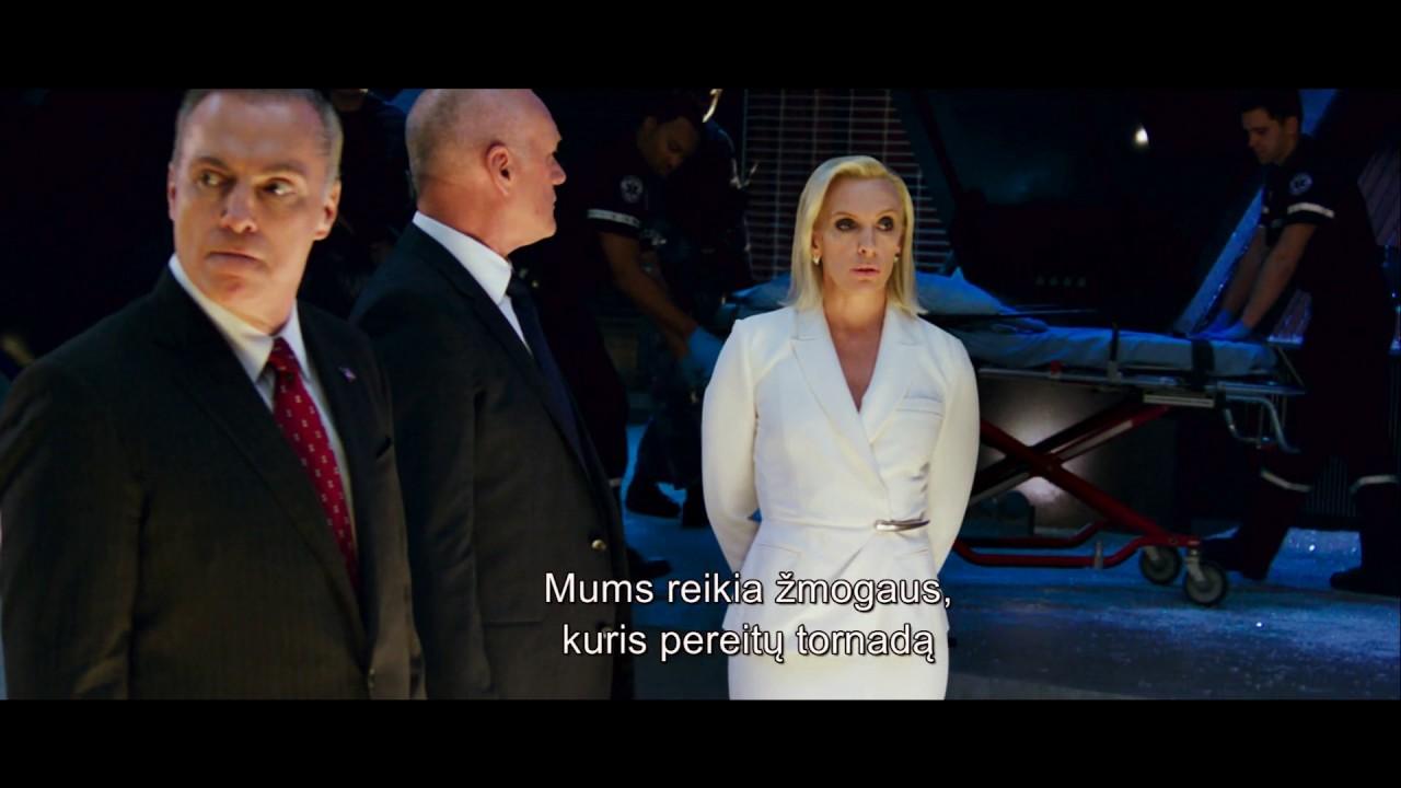 xXx: KSANDERIO KEIDŽO SUGRĮŽIMAS (xXx: Return Of Xander Cage)