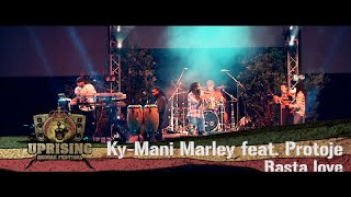 Ky-Mani Marley & Protoje - Rasta Love (live at Uprising Reggae Festival)