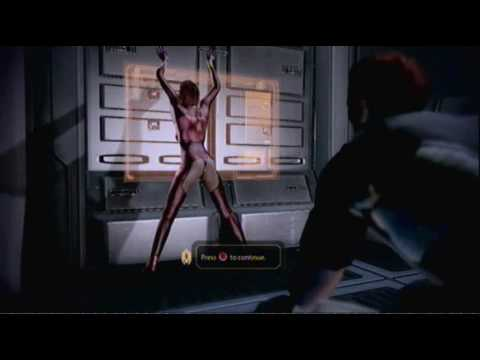 Mass effect 2 sex scenes kelly