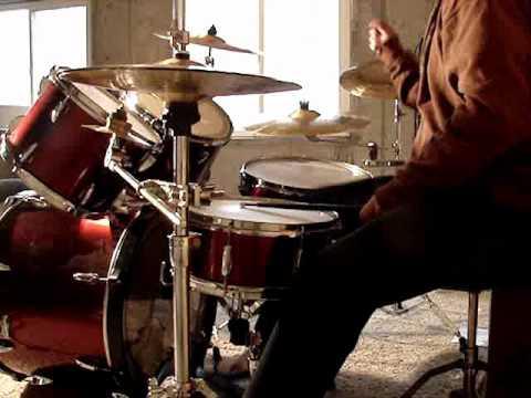 Chelsea Grin Elysium Drum  Drums Only