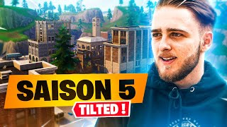 TILTED TOWERS DE RETOUR POUR LA SAISON 5 DE FORTNITE ??