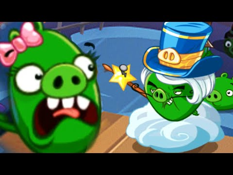 Angry Birds Epic RPG - New Bavarian Funfair Event Wizard Boss!