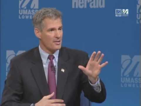 Massachusetts Senate Debate at UMass Lowell (58:01)
