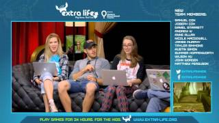 Rooster Teeth Extra Life 2015 Recruitment Stream Hour 1