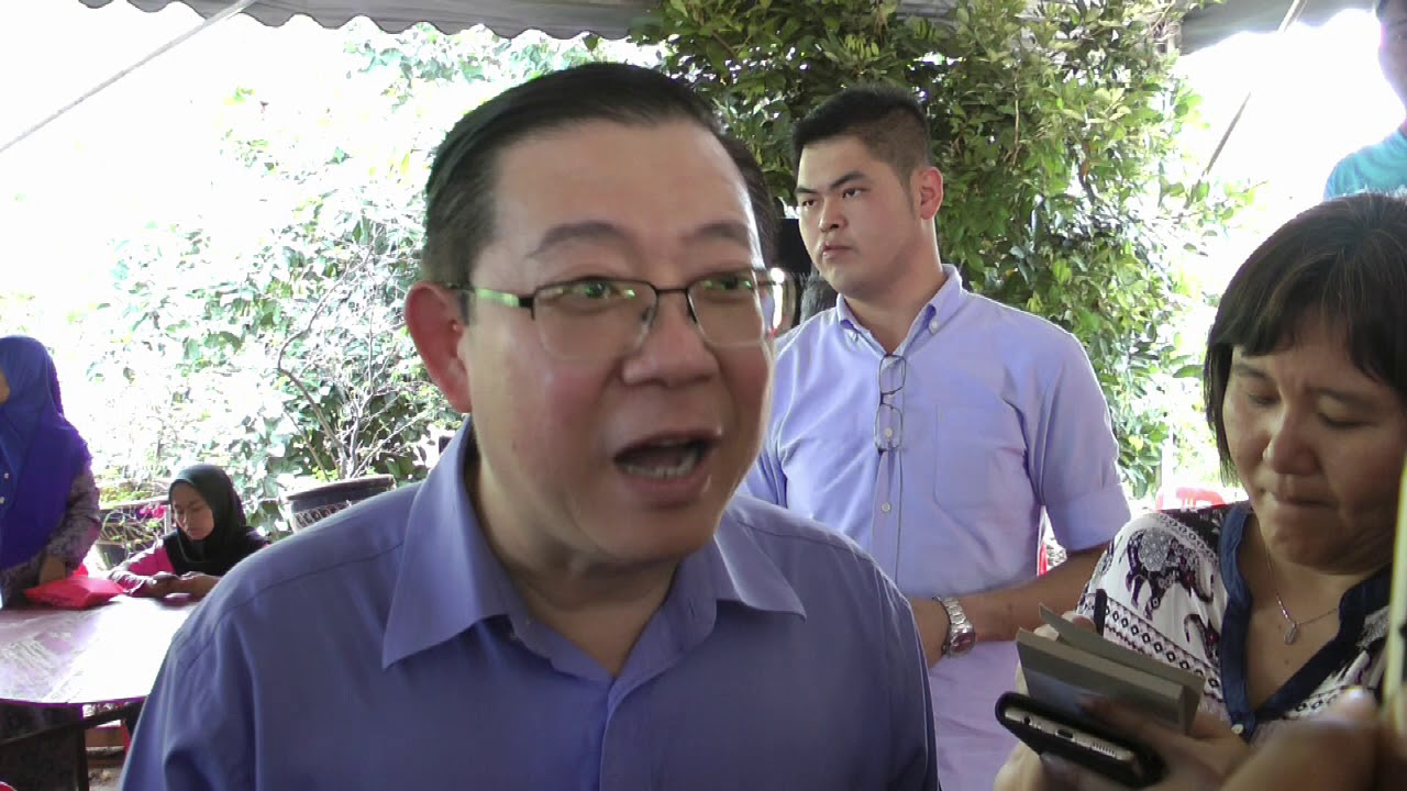 Image result for guan eng anti cina